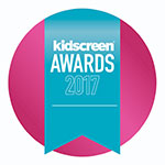 Kidscreen award 2017 for Spongebob : Code a Character